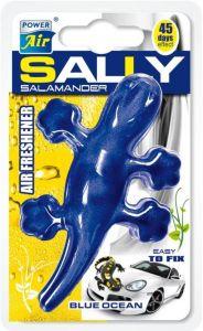 Zvětšit fotografii - 3D osvěžovač vzduchu SALLY - Blue ocean