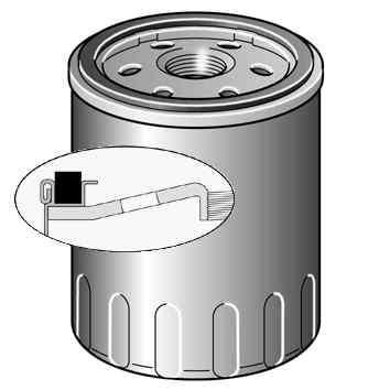 Olejový filtr FRAM PH3614