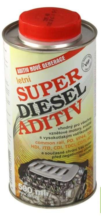 VIF SUPER Diesel Aditiv Letní 0,5L