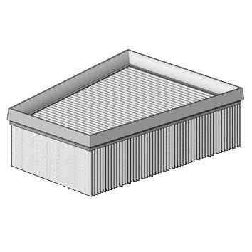 Vzduchový filtr FRAM CA10409