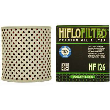 Olejový filtr Hiflo Filtro HF126