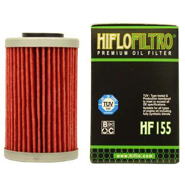 Olejový filtr Hiflo Filtro HF155