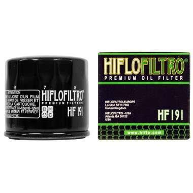 Olejový filtr Hiflo Filtro HF191