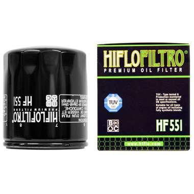 Olejový filtr Hiflo Filtro HF551