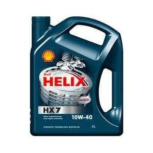 Shell Helix HX7 10W-40 4 L