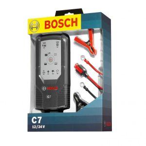 Kompaktní nabíječka akumulátorů  BOSCH C7
