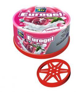 Osvěžovač vzduchu - Eurogel Tropical fruits