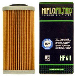Olejový filtr Hiflo Filtro HF611