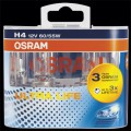 OSRAM H4 12V UltraLife - (sada- 2ks)