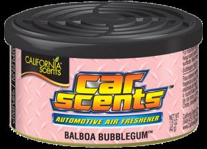 Osvěžovač - Car Scents Balboa Bubblegum / vůně žvýkačka