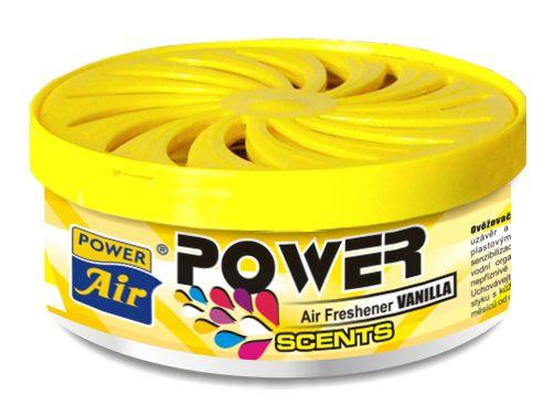 Osvěžovač vzduchu - Power scents Vanilla JEES