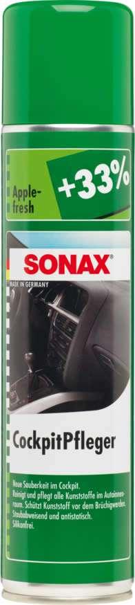 SONAX cockpit spray jablko 400 ml