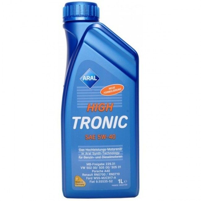 Aral high Tronic 5W-40 1 l