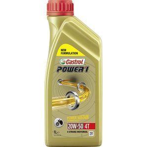 CASTROL POWER 1 4T 20W-50 1 L