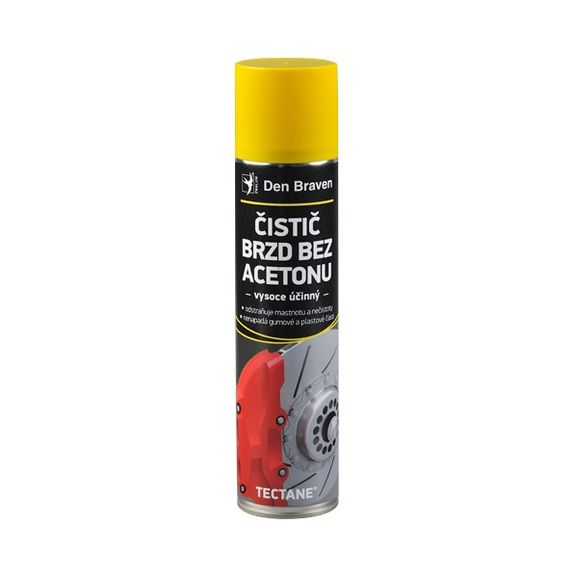 Čistič brzd bez acetonu 400 ml TECTANE TA10101 DEN BRAVEN