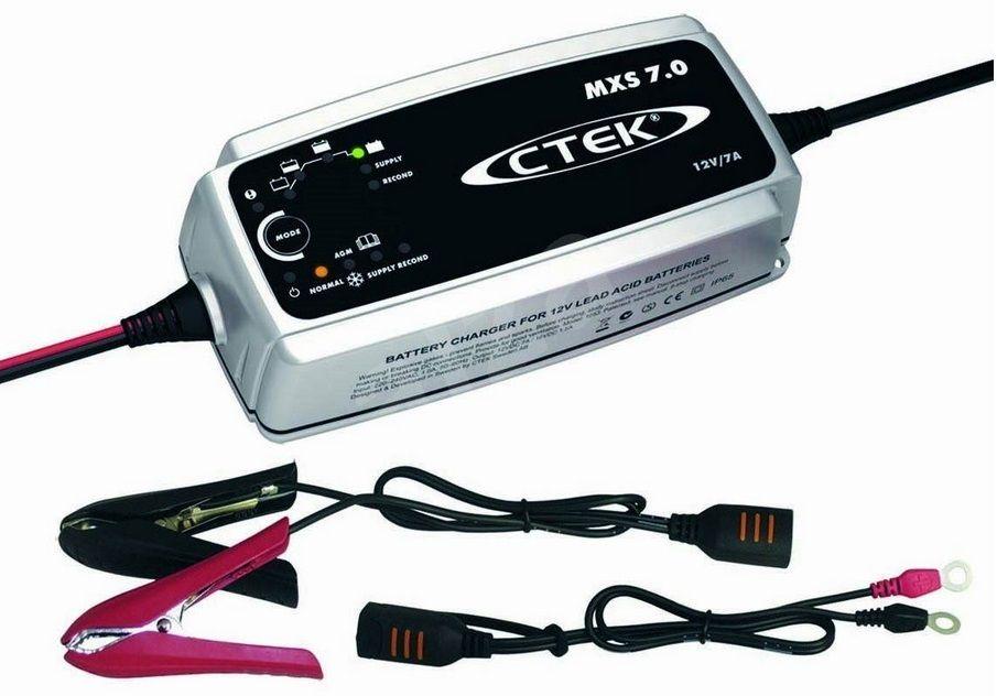 Nabíječka CTEK MXS 7.0
