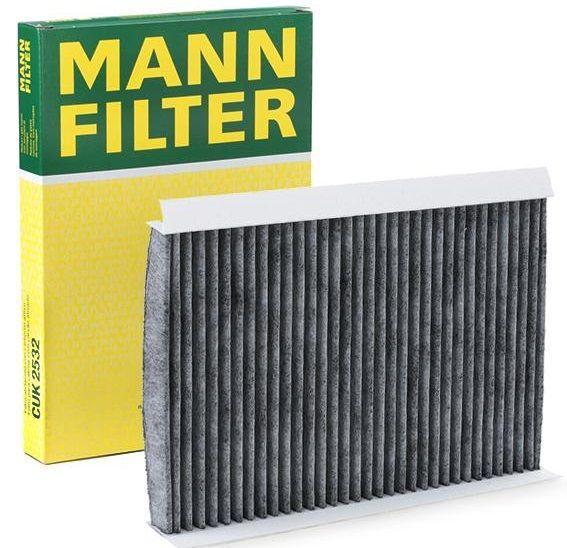 Kabinový filtr MANN CUK2532 Mann-Filter
