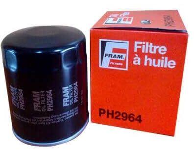 Olejový filtr FRAM PH2964