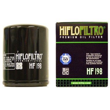Olejový filtr Hiflo Filtro HF198