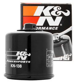 Olejový filtr FILTERS KN-138 K&N FILTERS