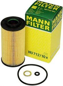 Olejový filtr MANN HU712/10X