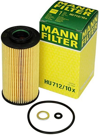 Olejový filtr MANN HU712/10X Mann Filter