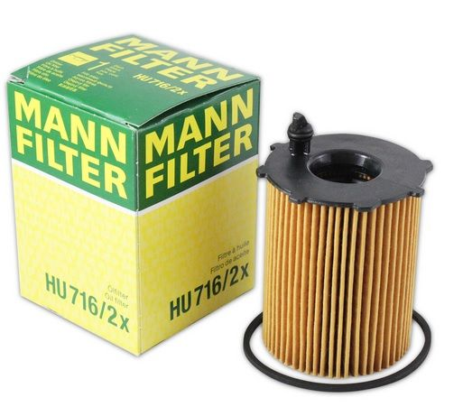 Olejový filtr MANN HU716/2X Mann-Filter