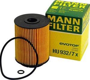 Olejový filtr MANN HU932/7X