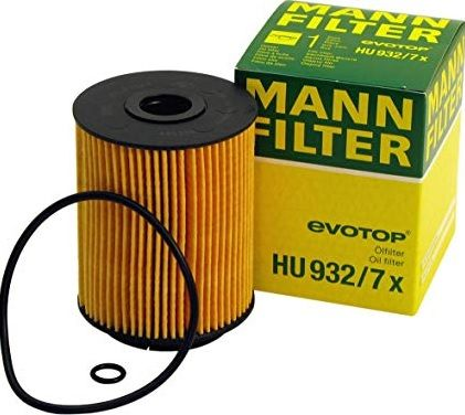 Olejový filtr MANN HU932/7X Mann Filter