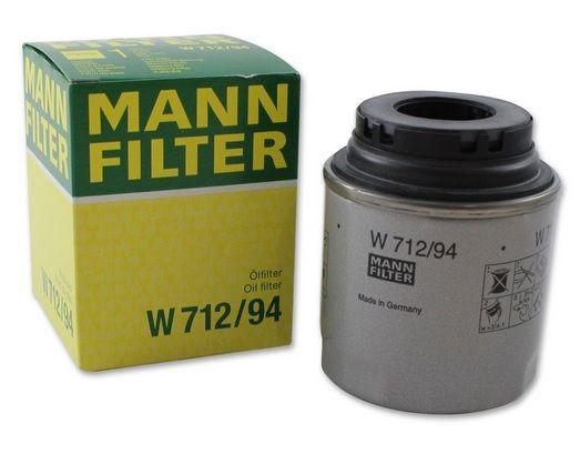 Olejový filtr MANN W 712/94 Mann-Filter