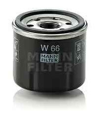 Olejový filtr MANN W66 Mann-Filter