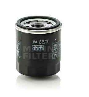 Olejový filtr MANN W68/3 Mann-Filter