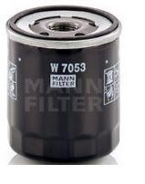 Olejový filtr MANN W7053