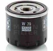 Olejový filtr MANN W79 Mann-Filter