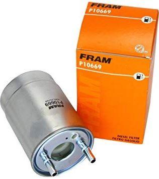 Palivový filtr FRAM P10669