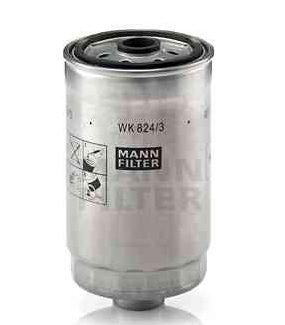 Palivový filtr MANN WK824/3 Mann-Filter