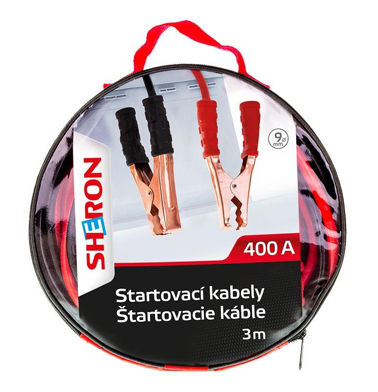 Startovací kabely 400A 3m SHERON