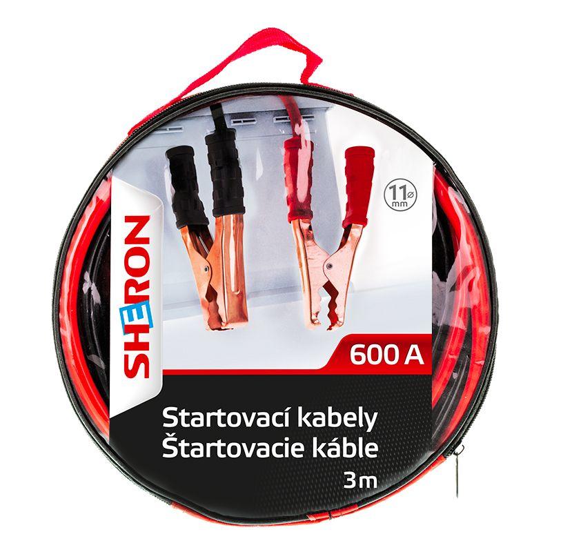Sheron Startovací kabely 600A 3m