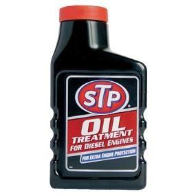 STP Diesel Oil Treatment - zlepšuje vlastnosti oleje 300ml