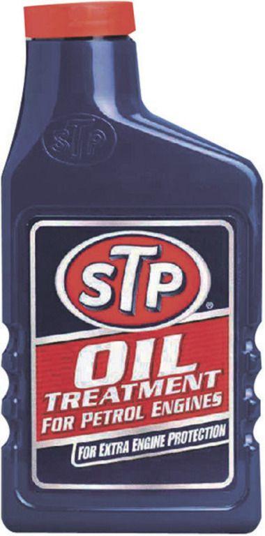 STP Oil Treatment - zlepšuje vlast.oleje 300ml