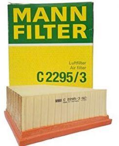 Vzduchový filtr MANN C2295/3