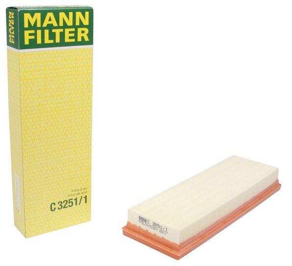 Vzduchový filtr MANN C3251/1 Mann-Filter