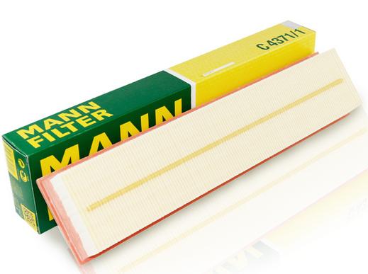 Vzduchový filtr MANN C4371/1 Mann-Filter