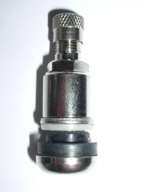 Bezdušový ventil na Alu disky