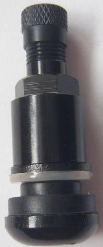 Bezdušový ventil na Alu disky, černý