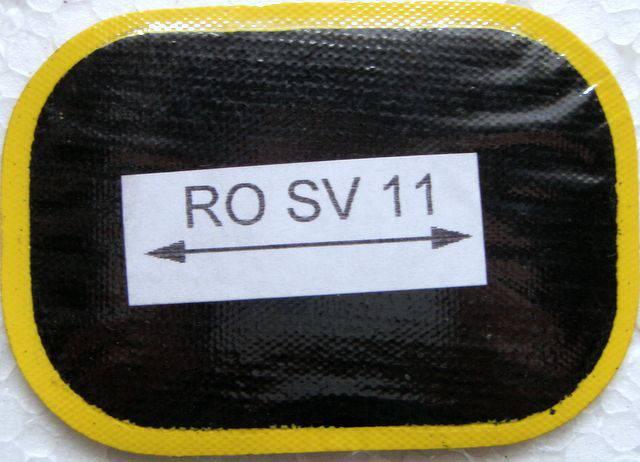 LITEP Radiální záplata ROSV 11