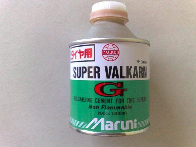 Vulkanizační cement 200 ml - Maruni SV188G ZELENÉ