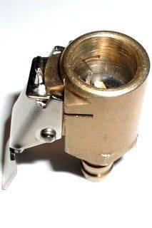 Koncovka na hadice průměr 8 mm EM pláště