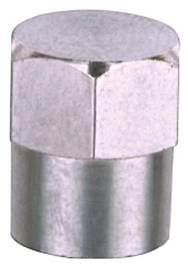 GT- Čepička ventilku, chrom,