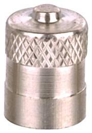 DT-Čepička ventilku, chrom